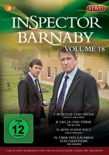 Inspector Barnaby, Vol. 18 [4 DVDs]