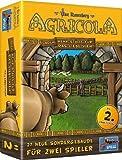 Look Out 001963 - Agricola 2 Personen - Noch mehr Ställe für das liebe Vieh, Brettspiel