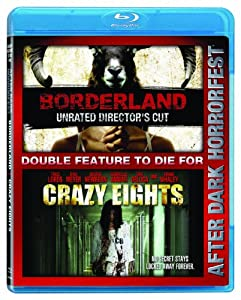 Borderland / Crazy Eights (Double Feature) [Blu-ray]