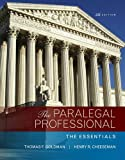img - for Paralegal Professional: The Essentials, The (5th Edition) book / textbook / text book