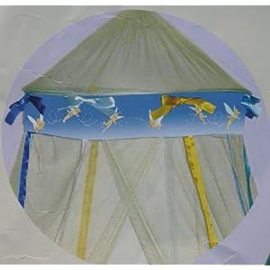Walmart.com Disney TinkerBell Fairies Toddler Canopy Bed Toddler & TINKERBELL CANOPY BED   RAINWEAR
