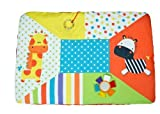 Redkite Play Mat For Travel Cot Colour Baby Zoo