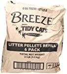 Tidy Cats Cat Litter, Breeze, Litter...