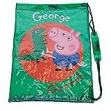 Acquista Peppa Pig - George Pig borsa di nuoto, borsa sportiva