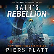 Rath's Rebellion: The Janus Group, Volume 5 | Piers Platt
