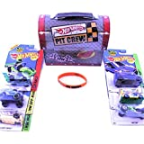 Hot Wheels 8-Item Activity Pack