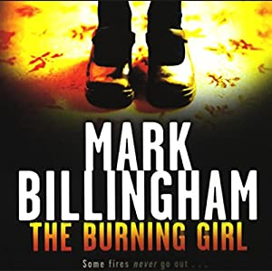 The Burning Girl Audiobook