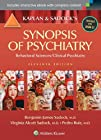 By Benjamin J. Sadock Kaplan and Sadock's Synopsis of Psychiatry: Behavioral Sciences/Clinical Psychiatry (Eleventh, North American Edition)