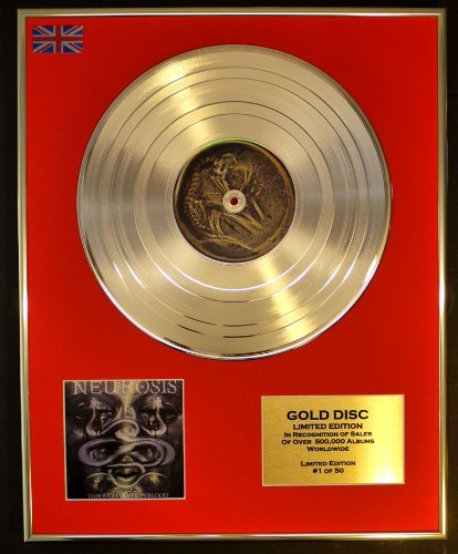 NEUROSIS/EDIZIONE LTD CD DISCO D'ORO/DISCO/THROUGH SILVER IN BLOOD