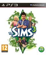 The Sims 3 (PS3) [import anglais] [langue française]