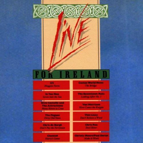 U2, Elvis Costello, Clannad, Boomtown Rats, Thin Lizzy..