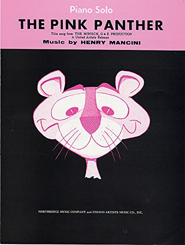 PINK PANTHER, THE THEME (Sheet)
