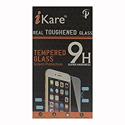 iKare Premium 2.5D Ultra Clear Tempered Glass Screen Protector for Samsung Galaxy J7 SM-J700F