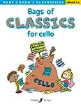 Bags of Classics for Cello: Cello Solo