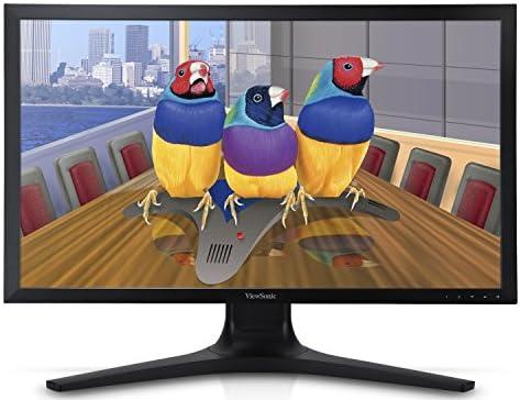 ViewSonic 27インチ 4K(3840x2160)液晶ディスプレイ(IPS / ブルーライト低減 / フリッカーフリー / sRGBカバー率100% /3年保証(パネル・バックライト含)/ブラック)  VX2780-4K