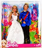 Barbie Fairytale Wedding Bride and Prince Doll Set Exclusive to Kohl's