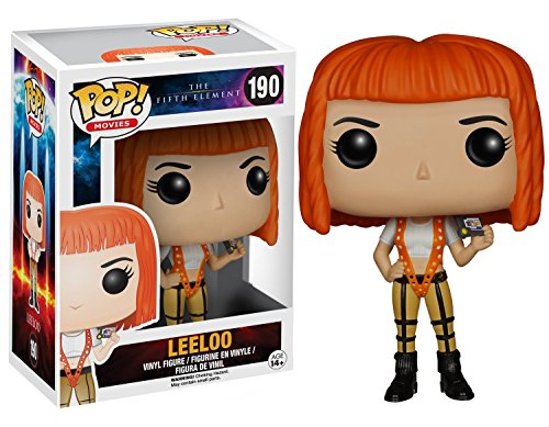 FunKo POP Movies: The Fifth Element - Leeloo Toy Figure by FunKo (Leeloo 5th Element)