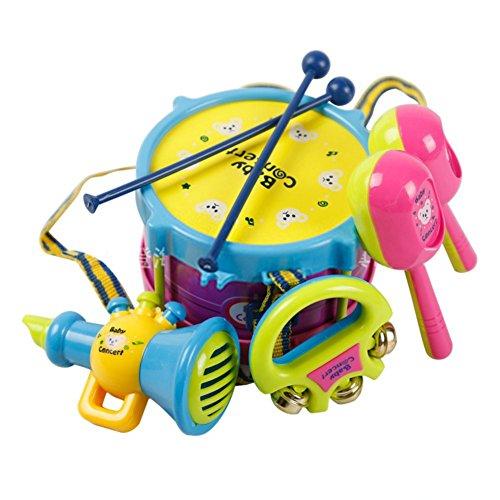 tamburo-bambino-mycity-5pcs-bambini-bambino-giocattolo-roll-drum-strumenti-musicali-band-kit-bambini