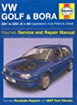 VW Golf and Bora 4-cyl Petrol and Die...