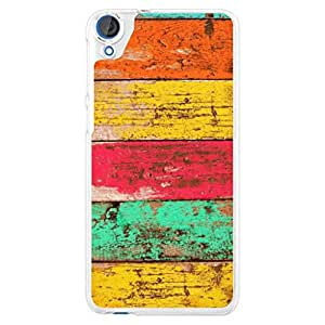 a AND b Designer Printed Mobile Back Cover / Back Case For HTC Desire 826 (HTC_826_3162)