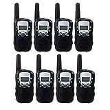 Floureon Handheld 22 Channel Frs/Gmrs Radios 3 Km Range Walkie Talkies Two Way Radios Interphone For Outdoor Activities...