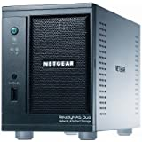 NETGEAR ReadyNAS Duo 2-Bay 500 GB (1 x 500 GB) Network Attached Storage RND2150