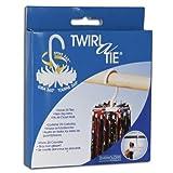 Twirl-a-Tie Tie Rack/Organizer