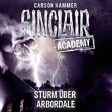 Sturm über Arbordale (Sinclair Academy 4) Hörbuch von Carson Hammer Gesprochen von: Thomas Balou Martin