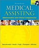 img - for MP: SE Medical Assisting with Student CD & Bind-in Card book / textbook / text book