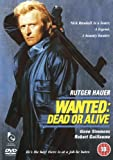 Wanted: Dead Or Alive [DVD] (1986)