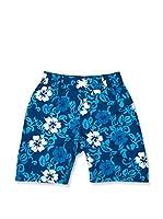 Playshoes Short de Baño (Azul)