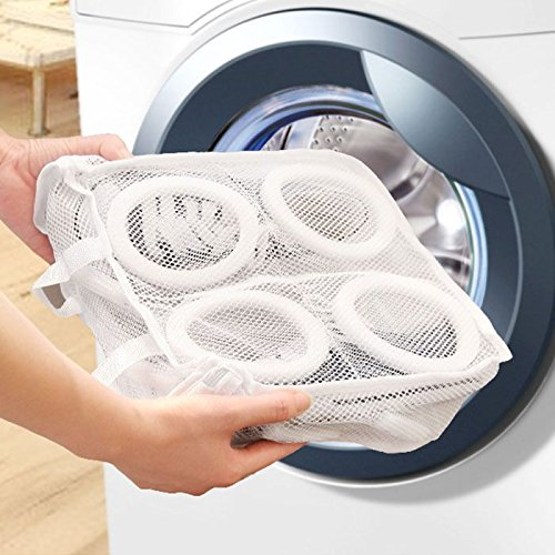 huntgold-practical-household-shoes-footwear-organizer-mesh-laundry-wash-and-dry-bag