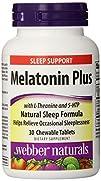 Sleep Calm L-Theanine 5HTP and Melatonin Chewable Tablets
