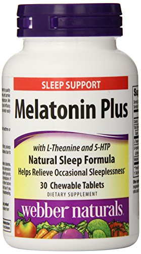 Sleep-Calm-L-Theanine-5HTP-and-Melatonin-Chewable-Tablets-Tropical-Fruit-Flavor-30-Count