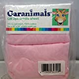 Garanimals 2 Pack Cradle Sheet (Pink)