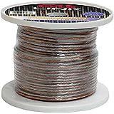 Pyle PSC14500 14-Gauge, 500 feet Spool of High Quality Speaker Zip Wire