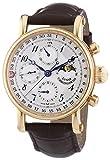 Chronoswiss 7541rl braun Herren Sirius Untergang Mechanische Uhr mit Silber