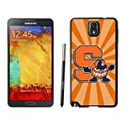 Sports Samsung Galaxy Note 3 Cover Ncaa ACC Atlantic Coast Conference Syracuse Orange 06 Newest Protective Phone Case