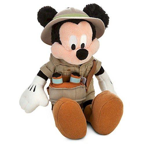 "Mickey Mouse Safari 10"" Plush Figure"
