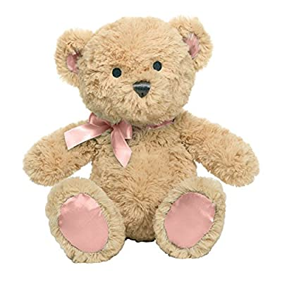 Baby Dumpling Heaven Sent Plush Bear Musical Wind-Up Toy, 12 Inch