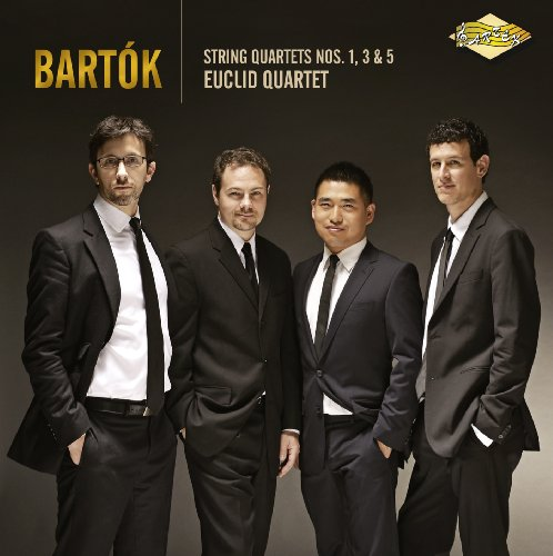 Buy Bartok: String Quartets Nos 1, 3 & 5 From amazon