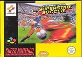 International superstar soccer - Super Nintendo - PAL