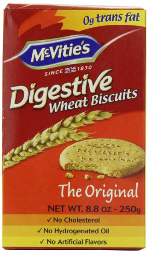 McVities Digestive Biscuits, 8.8 Ounce (Pack of 6)