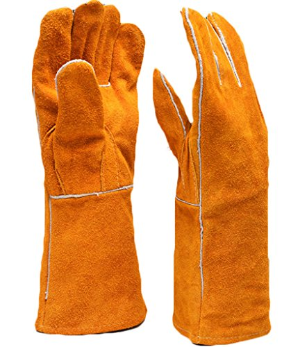welders-gauntlet-by-sprawl-to-protect-arm-heat-resistant-35cm-yellow