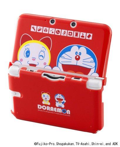 ドラえもん プロテクトケース ( 3DS LL 用) ドラえもん&ドラミちゃん