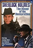 Sherlock Holmes: The Hound of Baskervilles [DVD] [1988] [Region 1] [US Import] [NTSC]