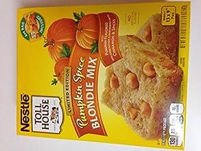 Nestle Toll House LIMITED EDITION Pumpkin Spice Blondie Mix