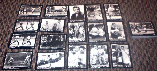 HUGE LOT 2200+ OLD BASEBALL CARDS~FLEER~TOPPS~CONLON~TED WILLIAMS CO~BABE RUTH COMPANY, OPC & MORE!