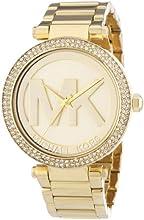 Comprar Michael Kors MK5784 - Reloj de cuarzo con correa de acero inoxidable para mujer, color dorado