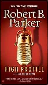 Robert parker jesse stone book list